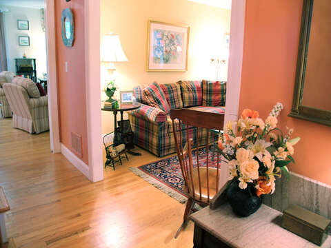2nd living area- just off hall- 29 Ginger Plum Lane Harwich Port Cape Cod - New England Vacation Rentals