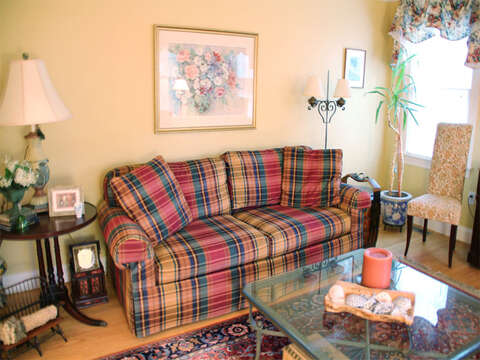 Great spot to curl up and read a good book- 29 Ginger Plum Lane Harwich Port Cape Cod - New England Vacation Rentals