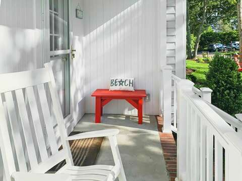 Beach this way...... just at the end of the road-29 Ginger Plum Lane Harwich Port Cape Cod - New England Vacation Rentals