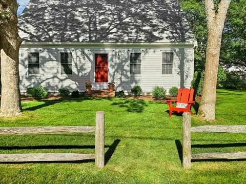 Front of home at -29 Ginger Plum Lane Harwich Port Cape Cod - New England Vacation Rentals