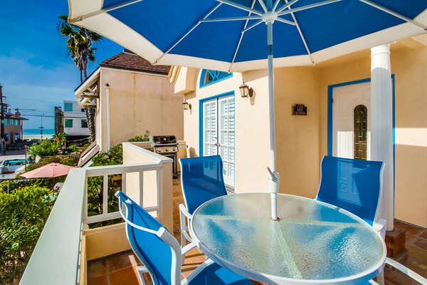 Welcome to our Mission Beach House Rental in San Diego, CAPISTRANO726!