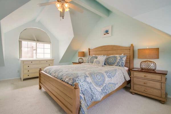 Master Bedroom - 3rd Floor