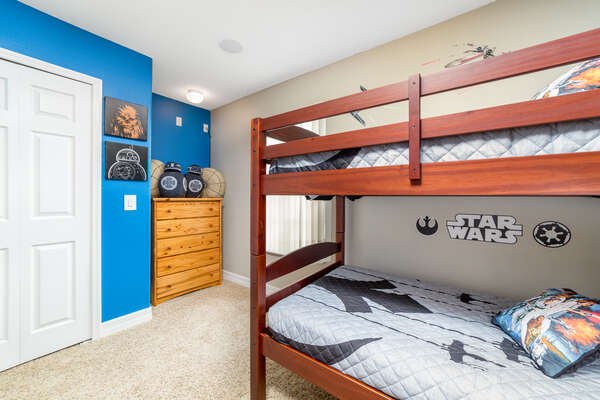The perfect room for adventures in a galaxy far far away