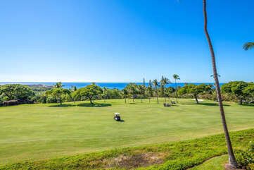 Beautiful Ocean & Golf Course Views