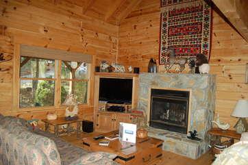 Living Room - Great Natural Lighting