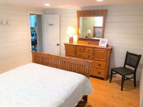 Master -another view - 19 Burton Ave West Harwich Cape Cod - New England Vacation Rentals