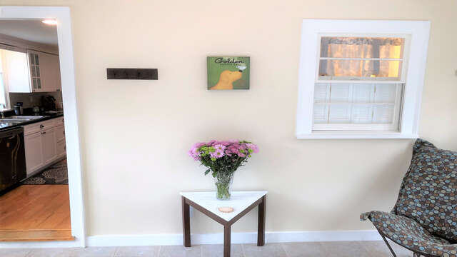 Bright and inviting with cathedral ceilings - 19 Burton Ave West Harwich Cape Cod - New England Vacation Rentals