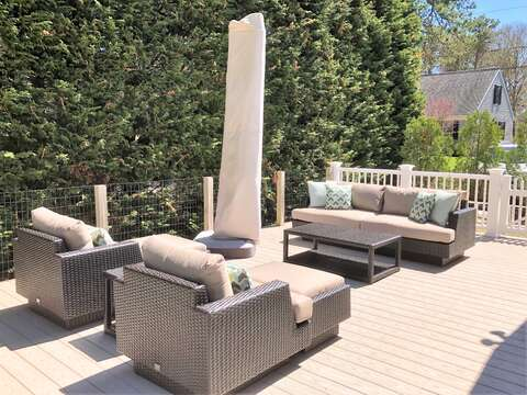 Sit back - relax and take in the summer sunshine! - 19 Burton Ave West Harwich Cape Cod - New England Vacation Rentals