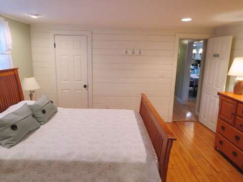 Master with Queen bed - 19 Burton Ave West Harwich Cape Cod - New England Vacation Rentals