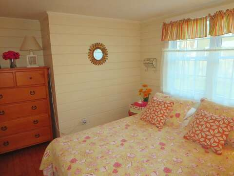 Bedroom #2 with a Queen bed - 19 Burton Ave West Harwich Cape Cod - New England Vacation Rentals