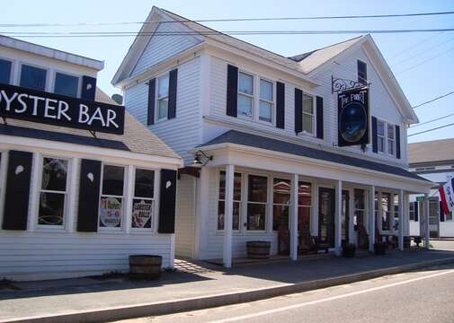 Visit The Port and hit the oyster bar for special $1 Oysters or enjoy fine dining - Harwich Port Cape Cod - New England Vacation Rentals