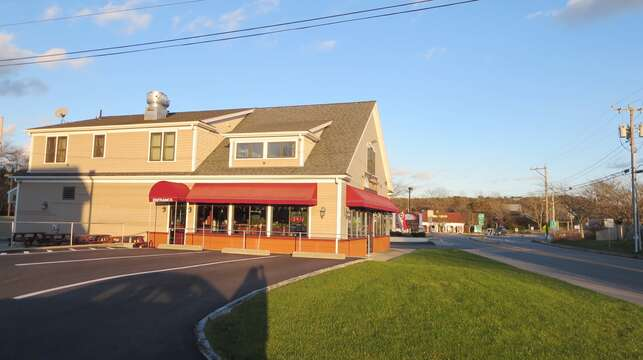 Harwich Port House of Pizza, eat in or take out. Right across from the Go-Karts! - Harwich Cape Cod - New England Vacation Rentals