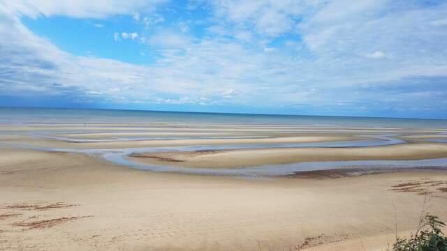 5 Star view from this brand new vacation rental home - 1st Encounter Beach on the Bay- 1 Bayberry Lane Eastham Cape Cod - New England Vacation Rentals