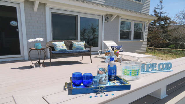 Dine and Relax and Views! 1 Bayberry Lane Eastham Cape Cod - New England Vacation Rentals