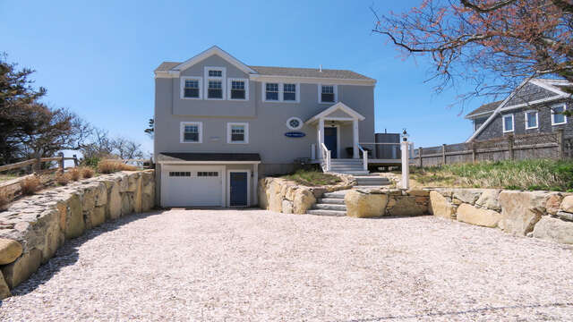 Plenty of space in the driveway! 1 Bayberry Eastham Cape Cod - New England Vacation Rentals