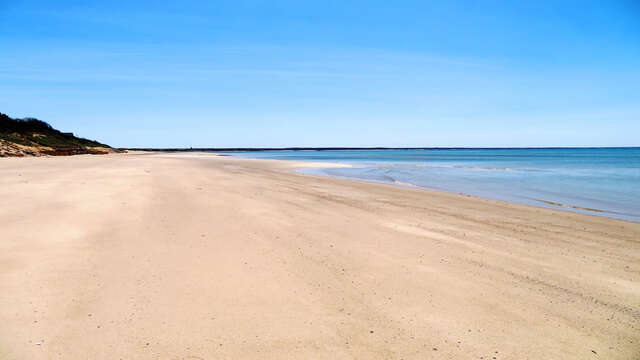 Walk for miles along the beach-1 Bayberry Lane Eastham Cape Cod - New England Vacation Rentals