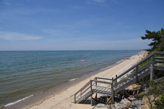 Your own steps to the Beach-1 Bayberry Lane Eastham Cape Cod - New England Vacation Rentals