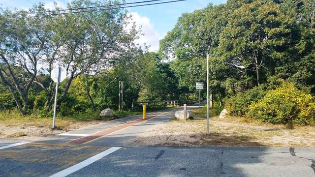 1 mile to the bike trail .Bring your bikes or rent them at Idle Times Bike shop, right next door to our Eastham office - Eastham Cape Cod - New England Vacation Rentals