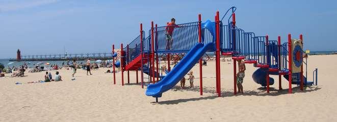 South Beach Play Equipment