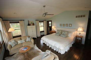 Master Suite with Lake Michigan Views