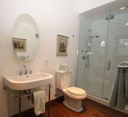 Recently Renovated Master Bathroom