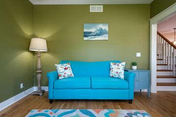 1st Floor Den w/Sleeper Sofa