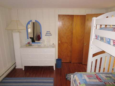3rd Bedroom - 84 Cranberry Lane Chatham Cape Cod - New England Vacation Rentals