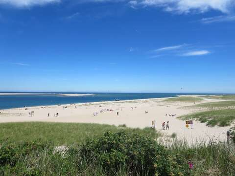 Lighthouse Beach. There is 30 minute parking available or grab a beach pass and park on Bridge Street to make a day of it. - Chatham Cape Cod - New England Vacation Rentals