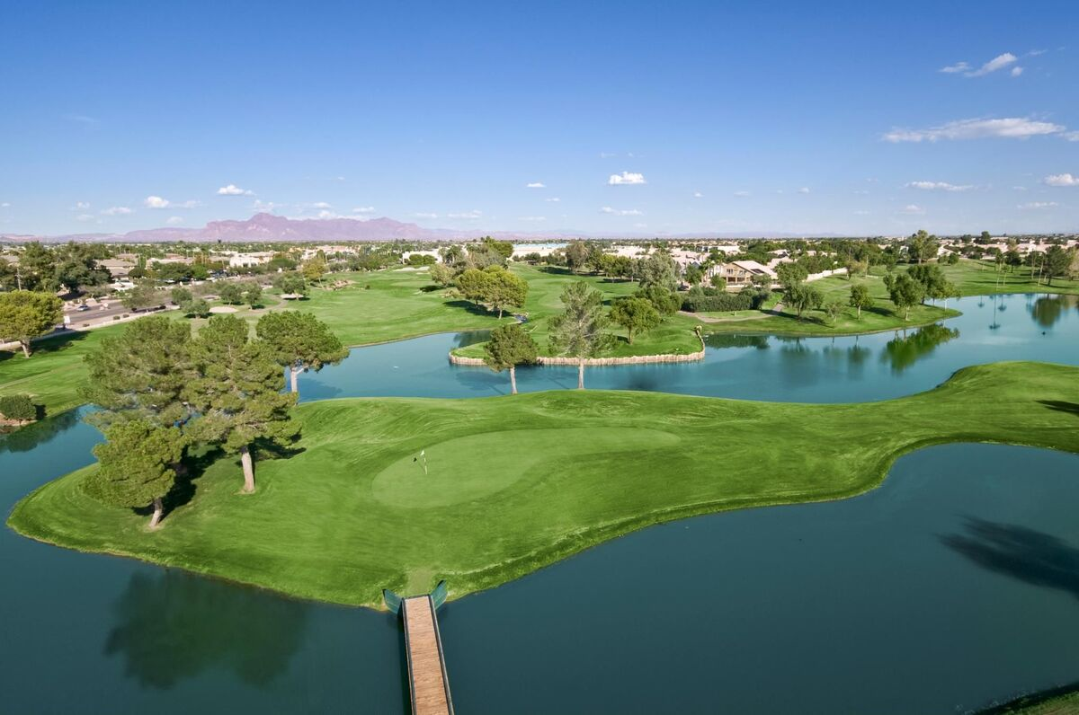Superstition Springs Golf Course