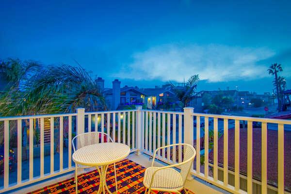 2nd floor patio