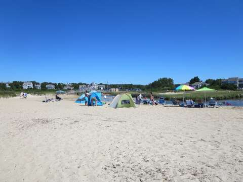 Ridgevale Beach is just 1.8 mile from the house and is a great children's beach! - Chatham Cape Cod - New England Vacation Rentals