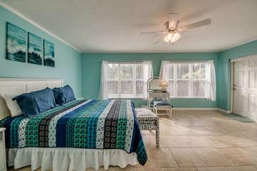 Master bedroom First Floor