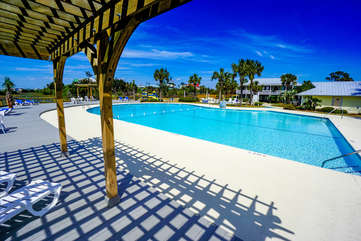 Harbor Island Community Pool at the Beach and Raquet Club