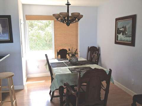 Room at at the Dining Table for Six