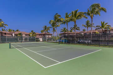 Common Area Tennis Courts