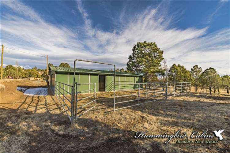 Stables available for additional fee