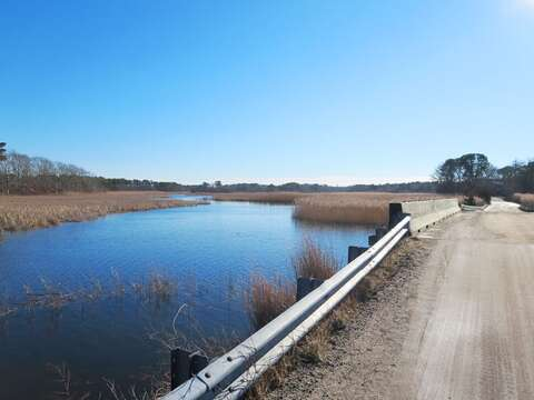 Walk along and come across amazing spots like this! - West Harwich Cape Cod - New England Vacation Rentals