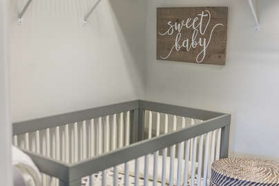 Full size crib for your little one