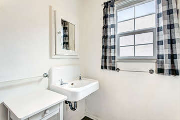 Bathroom 2 upstairs