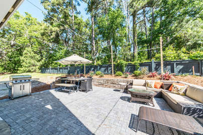 Perfect outdoor area for entertaining