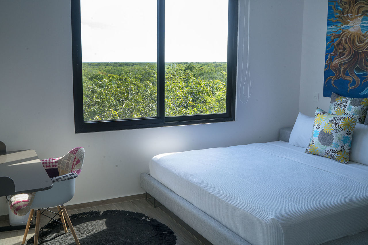 Apartment Mun Tulum     Leisure 2BDR Penthouse with Own Rooftop photo 28095941