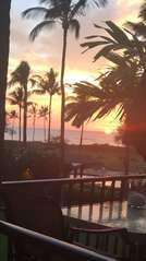 B304 Lanai Sunset