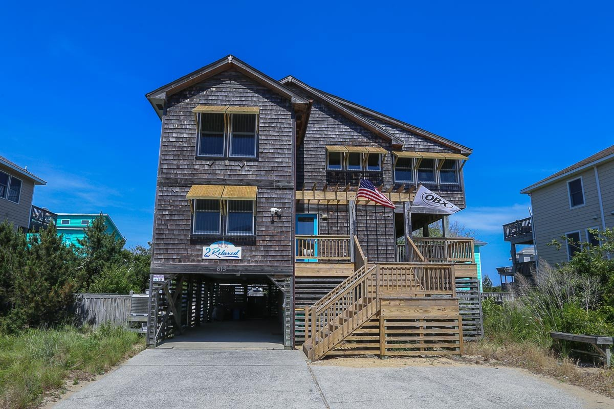 Outer Banks Vacation Rentals - 0566 - 2 RELAXED