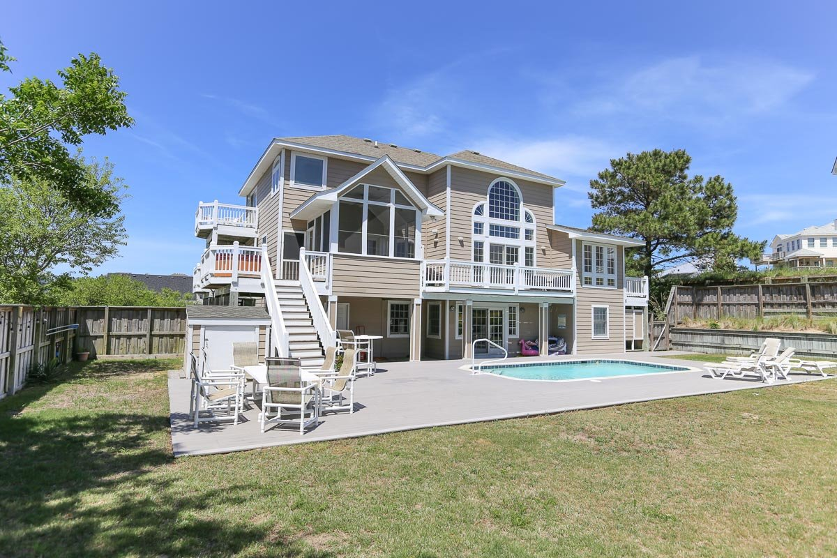 Outer Banks Vacation Rentals - 0979 - A SOUND ESCAPE