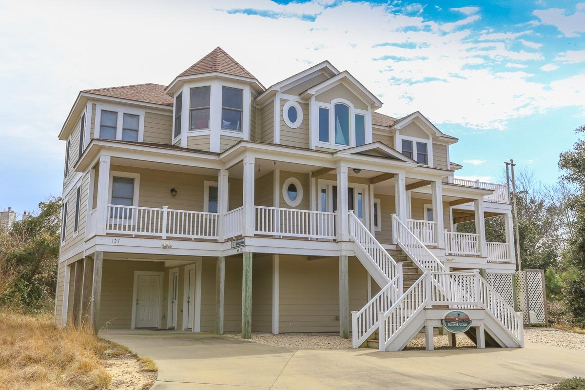 Outer Banks Vacation Rentals - 1087 - ADAMS SUNSET COVE