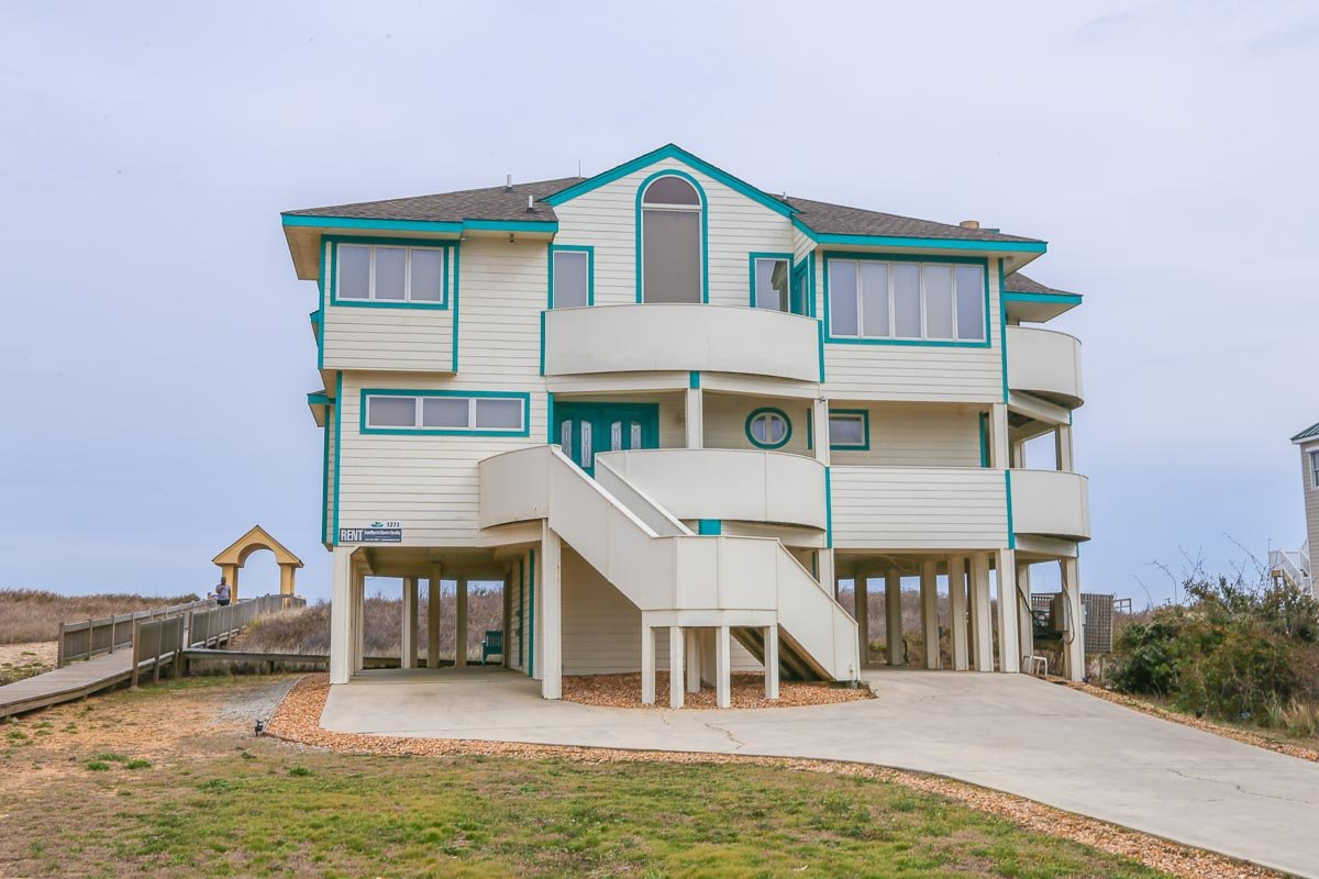 Outer Banks Vacation Rentals - 1271 - ABRON ABRON