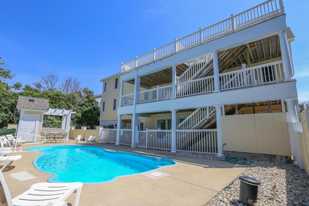 Outer Banks Vacation Rentals - 1291 - ATLANTIC PARADISE