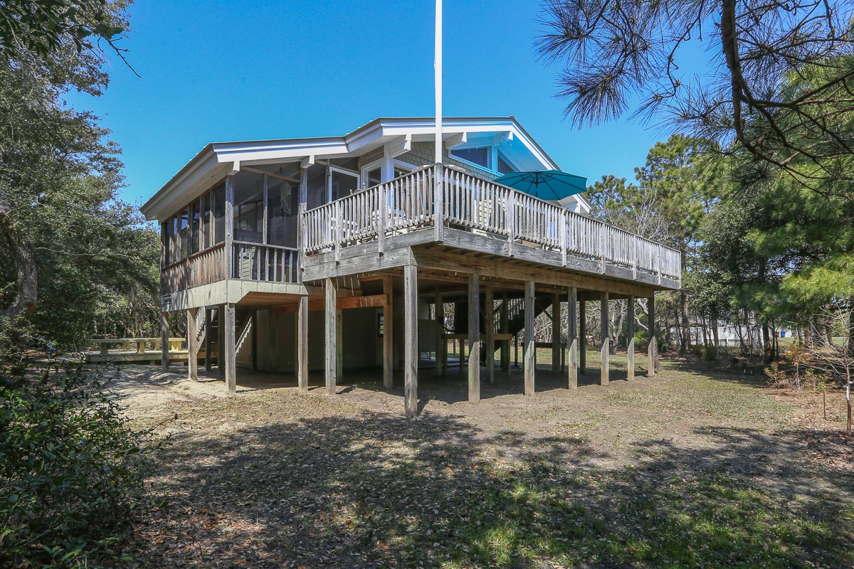 Outer Banks Vacation Rentals - 0078 - BAYBERRY COTTAGE
