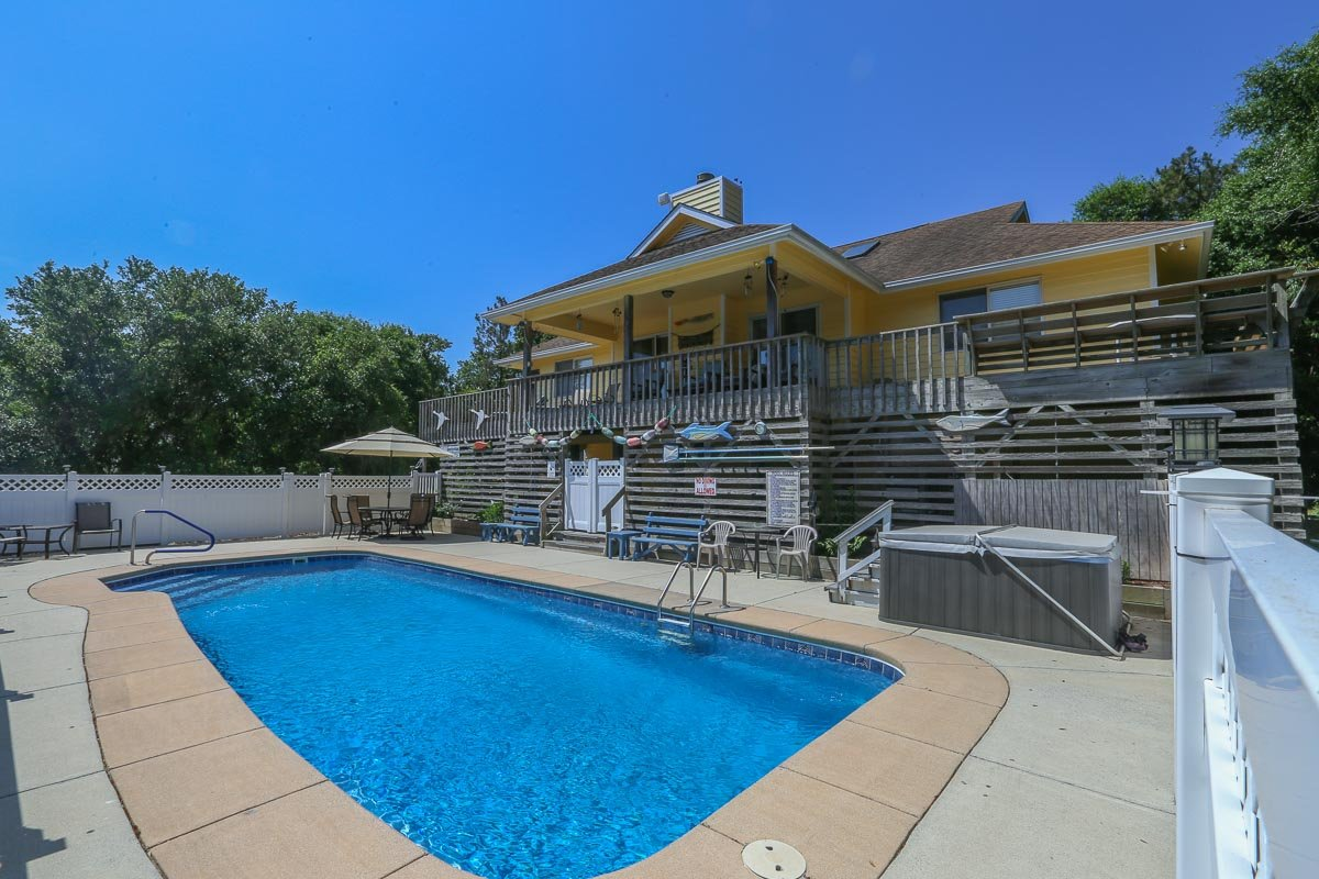 Outer Banks Vacation Rentals - 0676 - A SEACRET OF MY HEART