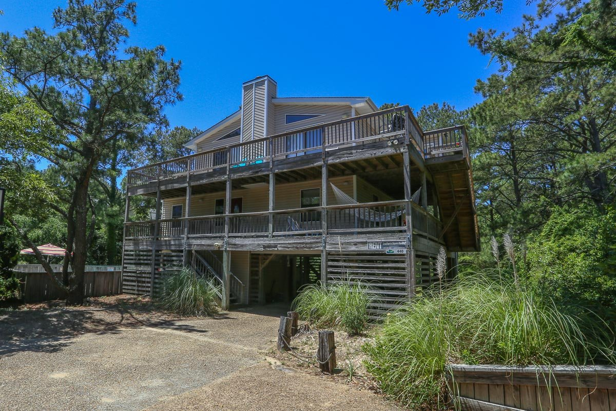 Outer Banks Vacation Rentals - 0440 - AS A SEA SPRITE